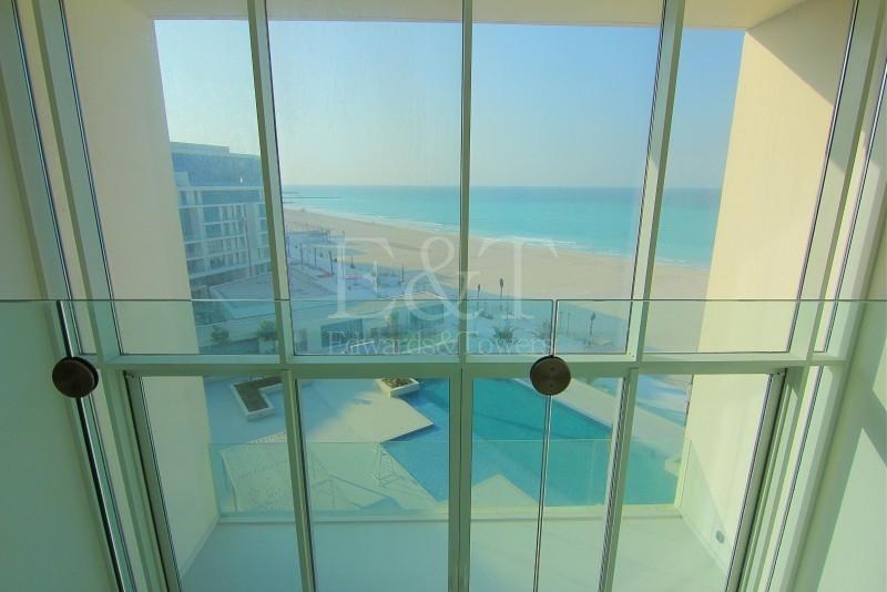 |Breathtaking FULL Seaview Fantastic 1bed Loft|