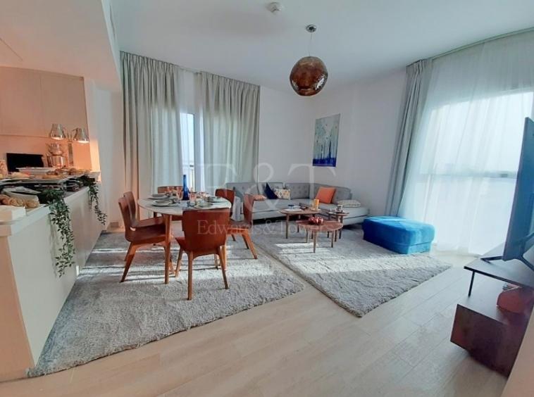 |0 Fees and Discount| Buy Your 3Bed on Yas Island
