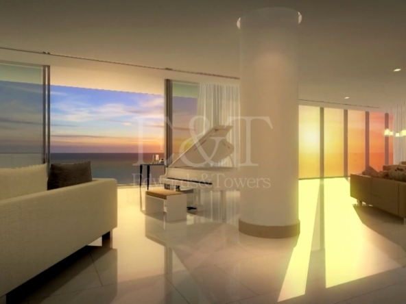 Luxury H/End Sea-view 3BR Mam/ Saadyiat