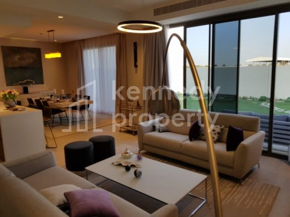 Amazing Big Stand Alone  Modern Villa in Yas Acres