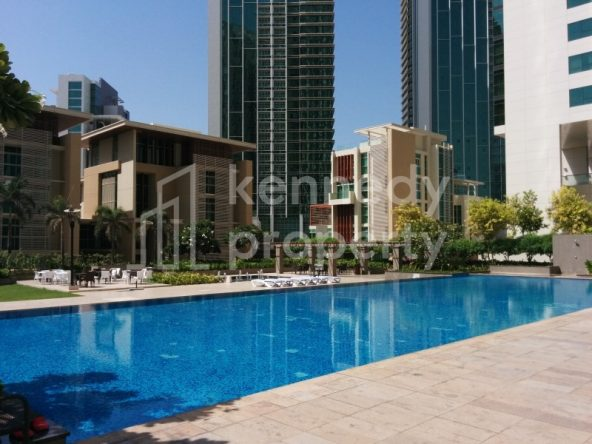 Below the Market 2bed+Balcony Marina Square