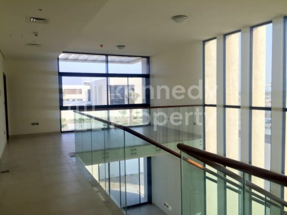 | Brand New Villa in West Yas  | 4 master bedrooms
