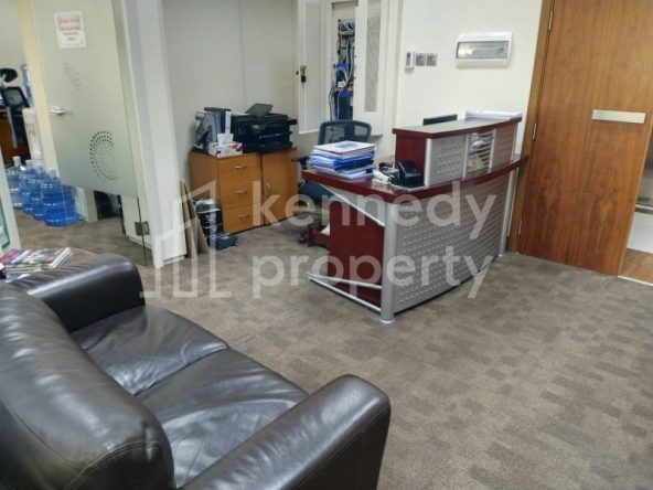 Sea View I Well Maintained Office | Tamouh