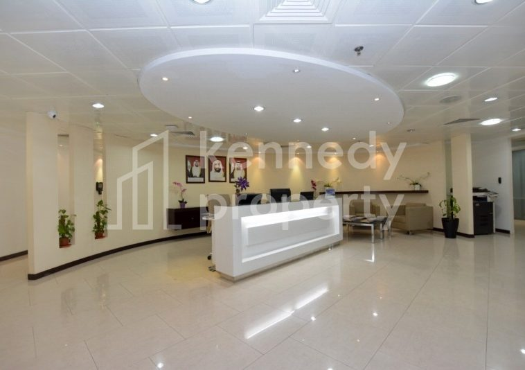 Sea View I Services Included | Large Space