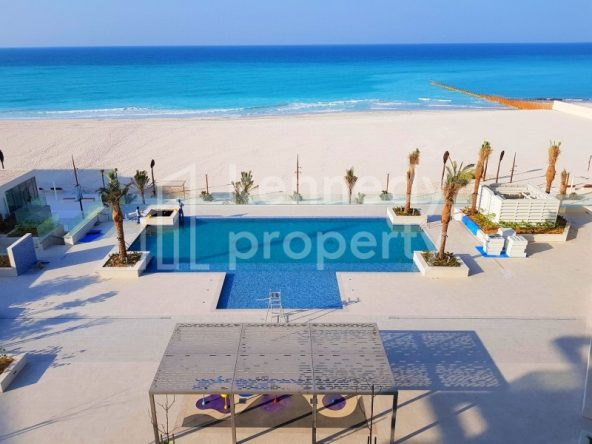 Partial Sea View I 1bed Apartment on the BeachI