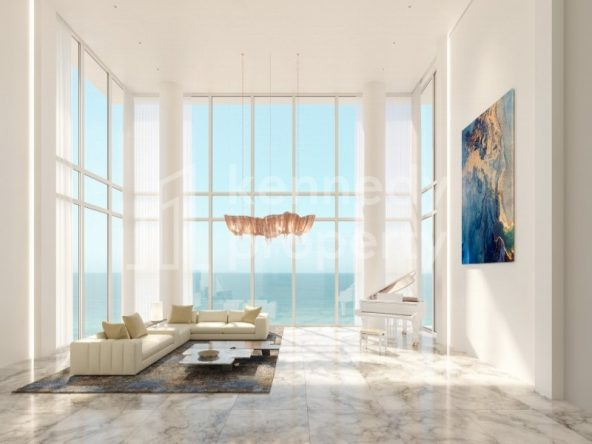 0 FEES|Spectacular High End Full SeaVIew Penthouse