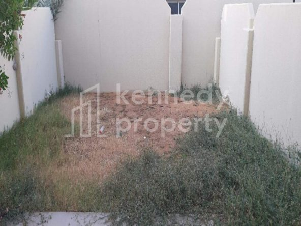 Well Maintained | Vacant | Double Row