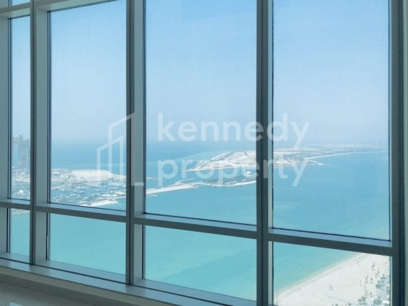 Modern Layout | Full Sea Views | Stunning