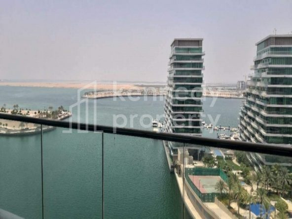 Closed Kitchen | Wrap-over Balcony| Sea View
