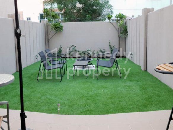 Single Row  I  Landscaped Garden | Practical Layout