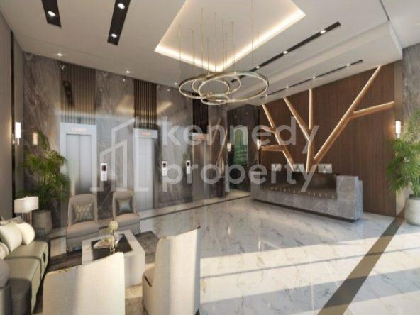 Modern Design I Huge Balcony I Hot Deal