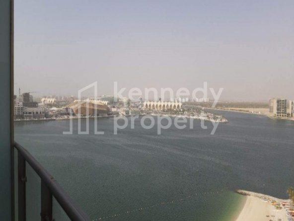High Floor | Stunning Views| Two Balconies