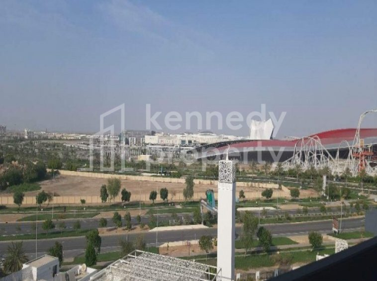Ferrari View I Big Balcony | Ready To Move