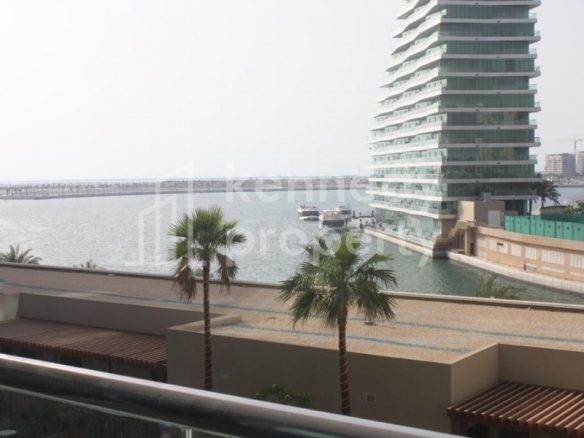 Sea View | Huge Balcony | Waterfront living
