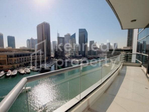 Huge Layout | Full Marina View | Vacant on January