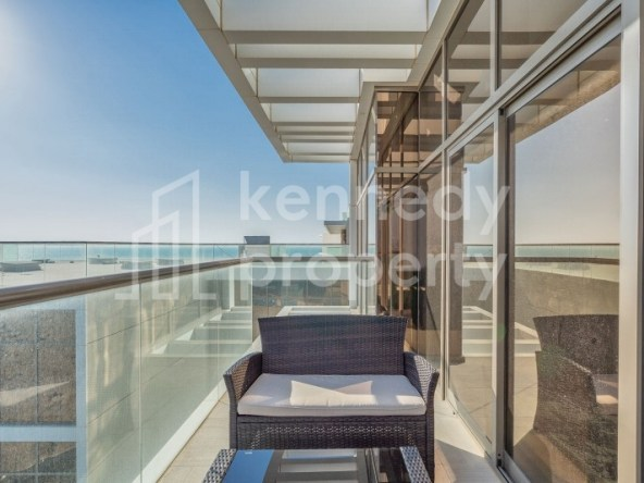 Full Sea View | Stunning Beach | Modern Facilities