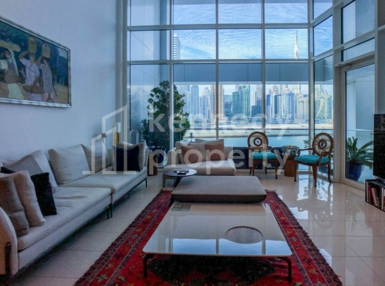 Burj Khalifa View | Duplex | Prime Location