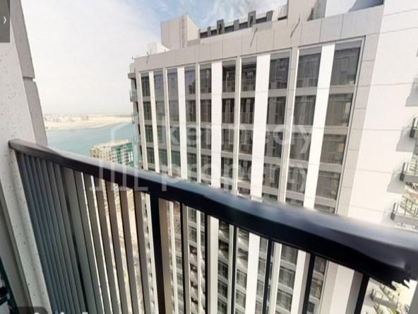 No fees | Vacant | Spacious balcony