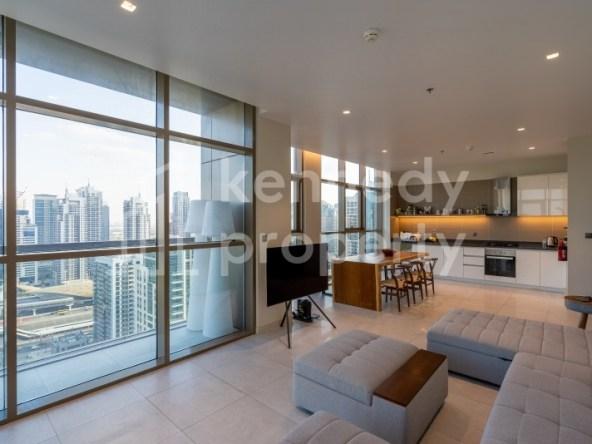 Breathtaking Marina View | Modern Style | Spacious