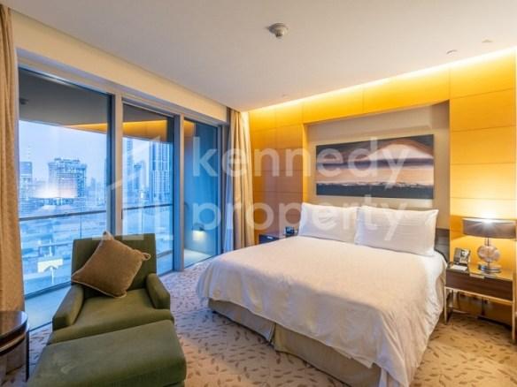 Serviced Apartment | Luxury Furniture | High-Floor