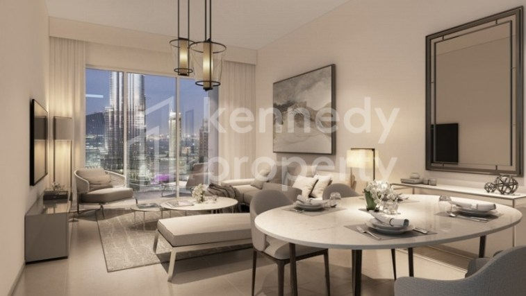 Canal View  I High Floor I Resale