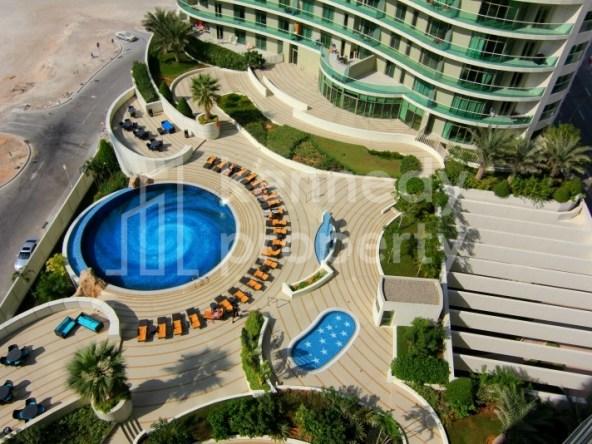 Large Layout I 1Bed With Balcony I Amazing Seaview