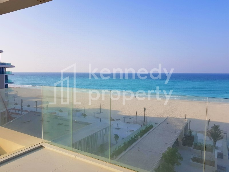 Stunning Sea View | No ADM Fee| Big Balcony