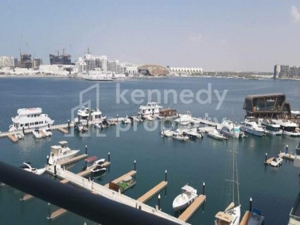 Sea View | Spacious Balcony | Appliances