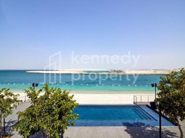 Studio With Balcony I Beach Access I 5% DP