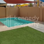 Private Pool | Single Row | Park View