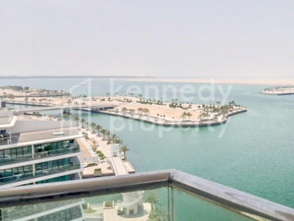 Sea View I Spacious Balcony I Vacant