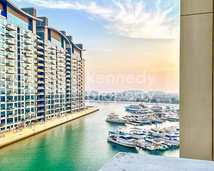 Spacious Living I Large Terrace I Marina View