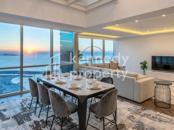 Iconic Views | High End Upgrade | Duplex