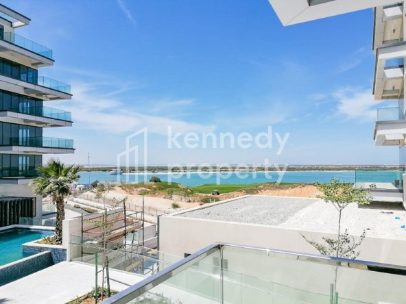 Golf and Sea View | Hand-over Soon | Avail Now