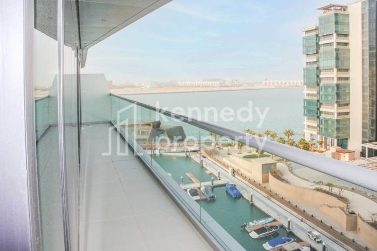 Marina View | Well Maintained | Spacious Layout