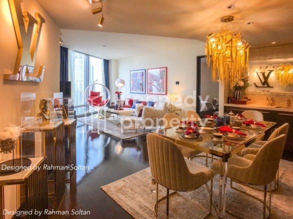 Luxurious | Impressive DIFC View | Maid's Room