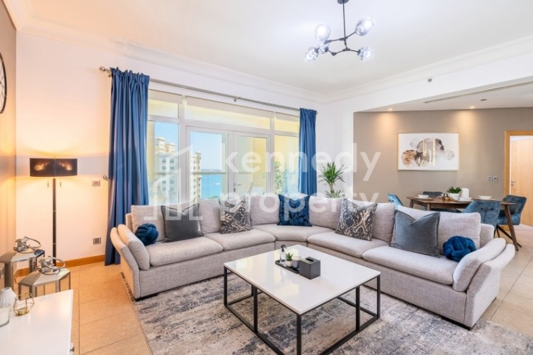 Upgraded Interior | Fully Furnished | Vacant Now