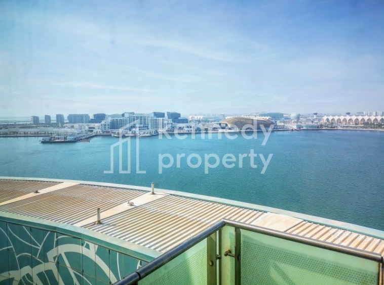 Panoramic Sea View | Large Layout | High Floor