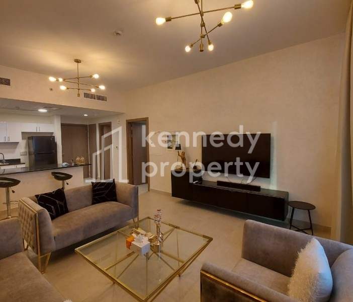 Spacious Layout | Fully Furnished | Luxurious