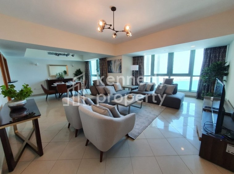 Sea View | Spacious Layout | Well Maintained