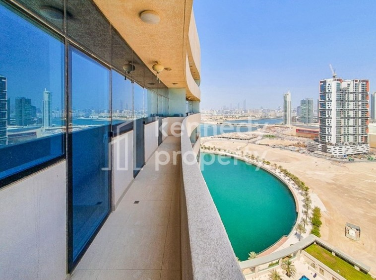 Partial Sea View | Great Deal | Ready to Move In