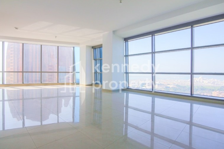 Amazing View   Luxurious Living   Spacious Layout