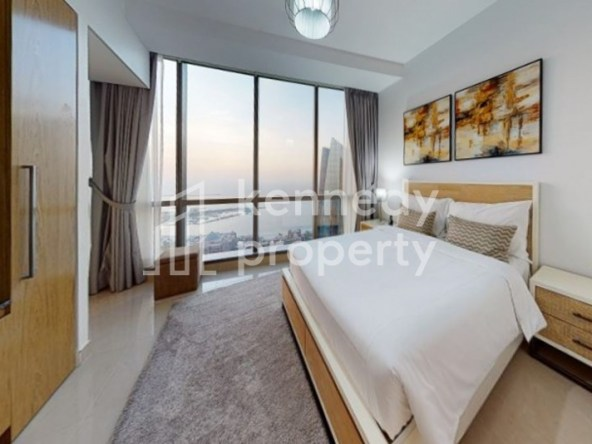 Stunning Sea View   Spacious   Well Maintained