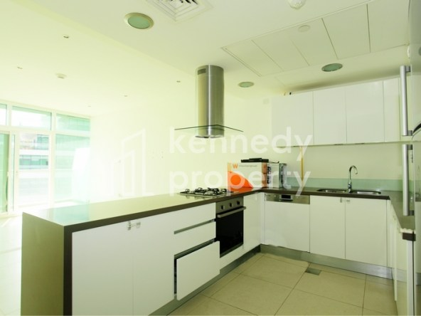 Sea View   Well Maintained   Kitchen White Goods