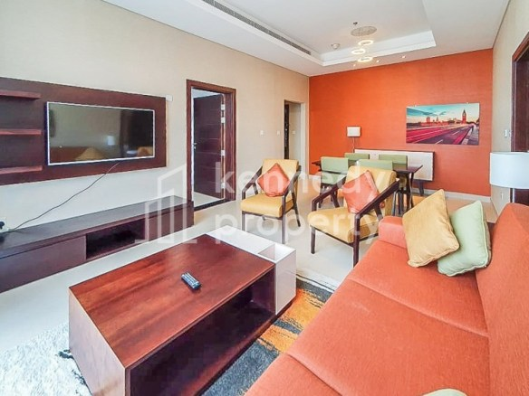Modern | Fully Furnished | Utilities Included