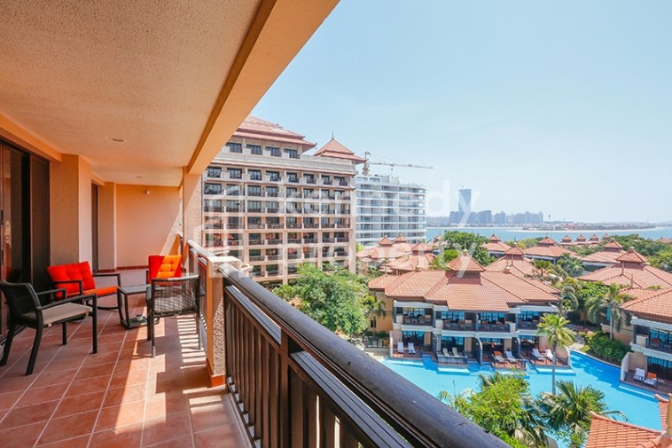 Atlantis View | Renovated | Newly Furnished