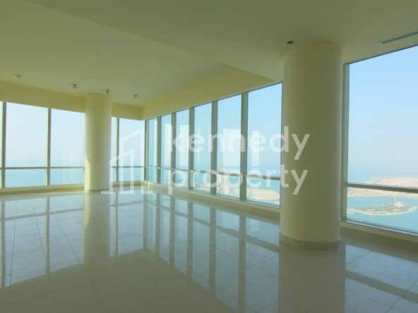 Full Sea View | Spacious | Luxurious Living