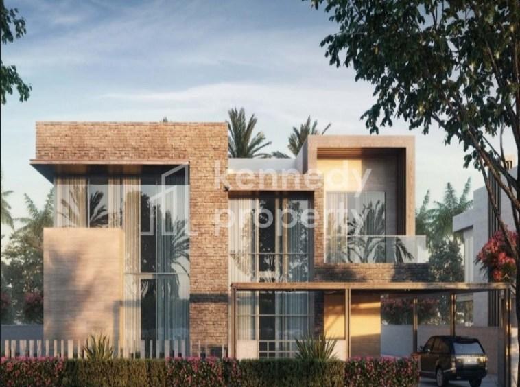 Single Row | Prime Location | 4 Bedroom Villa Plot