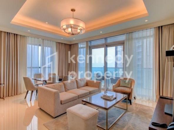 Burj Khalifa View | Luxury Furnished | Vacant Soon