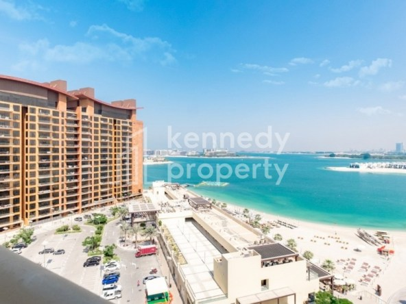 Panoramic Sea View | Chiller Free | Beach Access